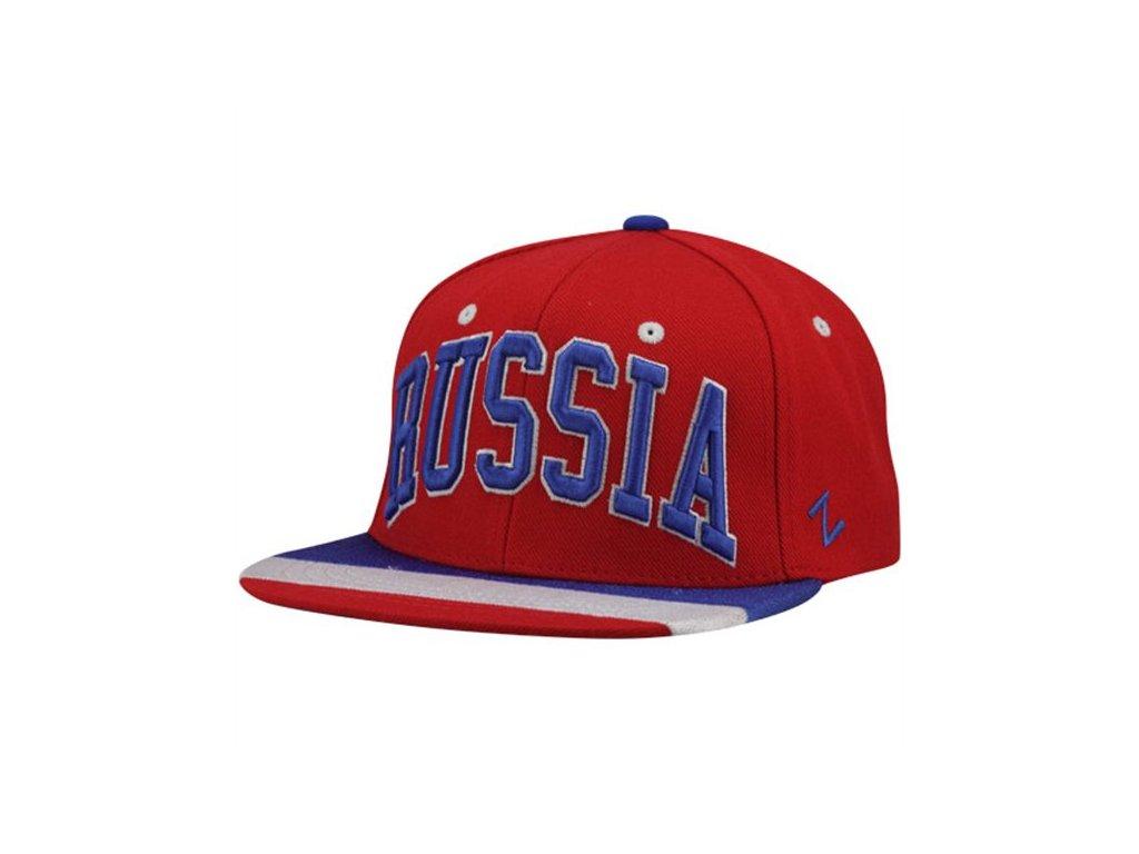 Kšiltovka - Russia Flag Snapback
