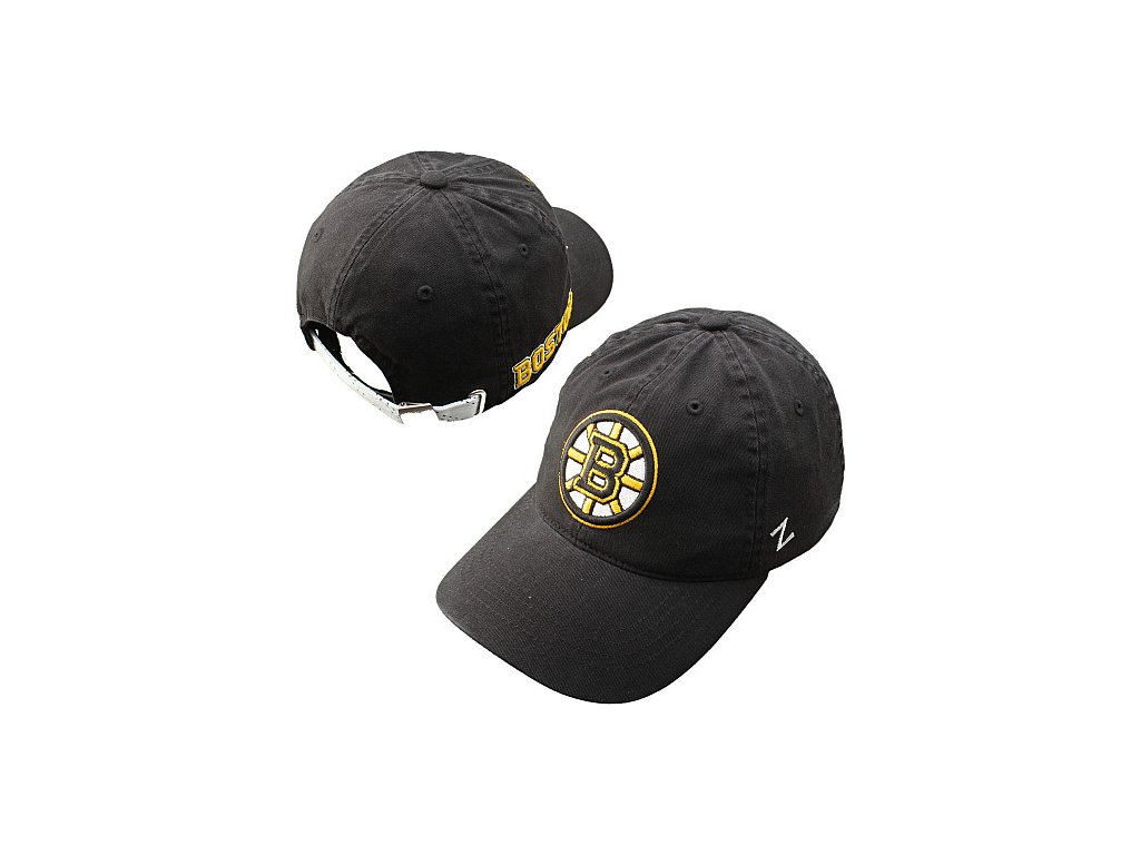 Kšiltovka - Skate Lace - Boston Bruins