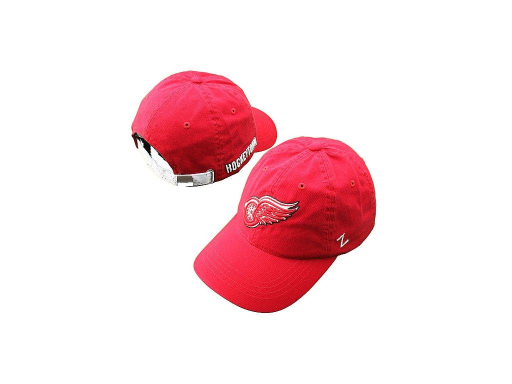Kšiltovka - Skate Lace - Detroit Red Wings