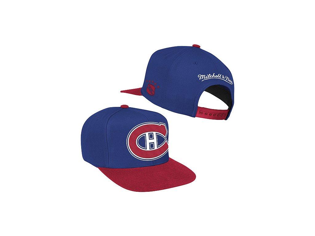 Kšiltovka - Vintage XL 2T Snapback - Montreal Canadiens