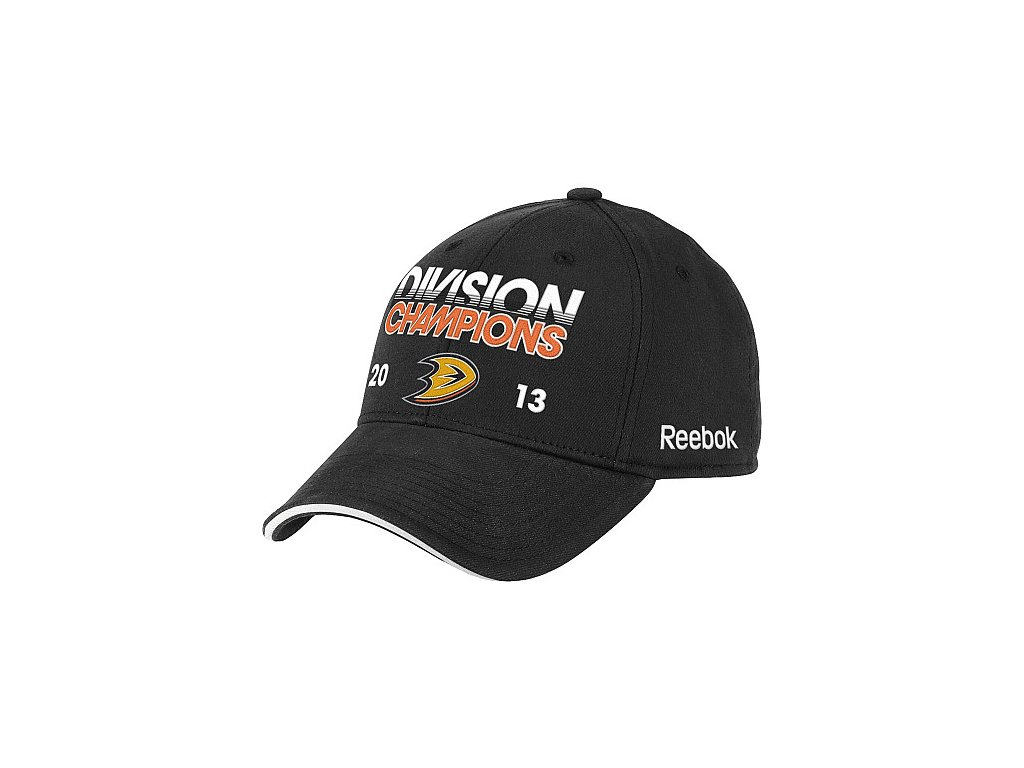 Kšiltovka Anaheim Ducks Division Champions 2013