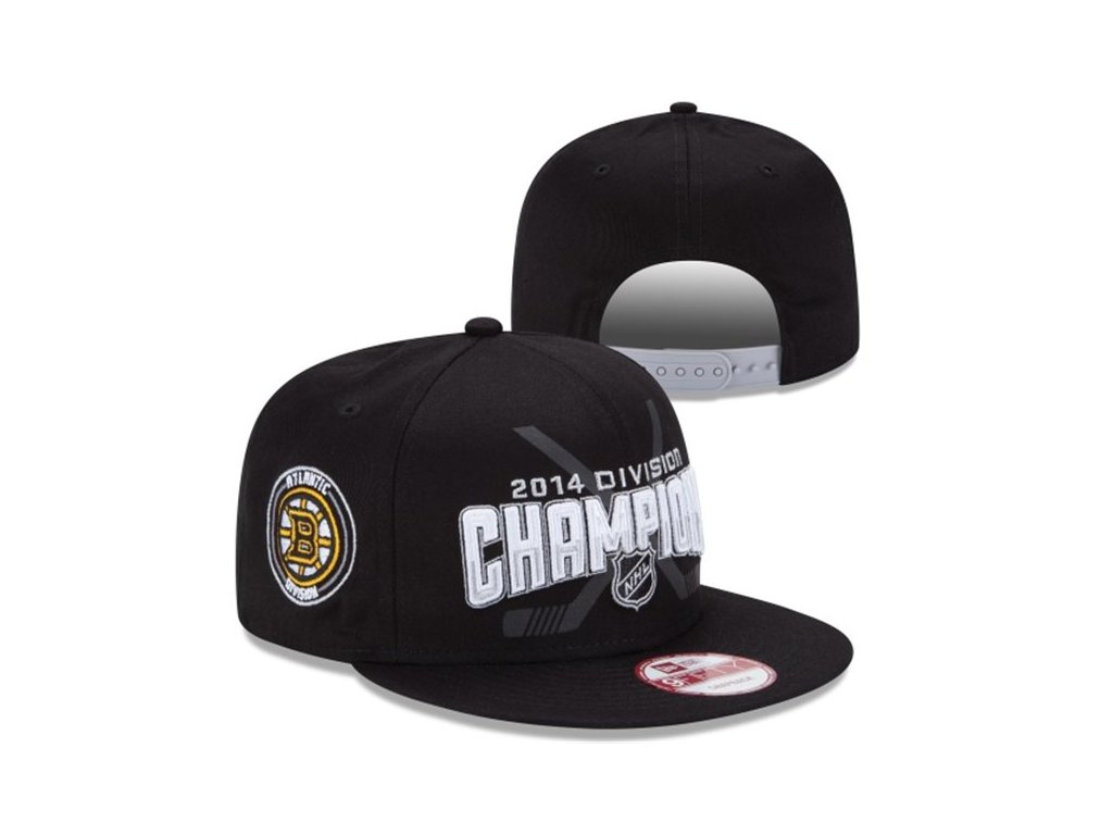 Kšiltovka Boston Bruins Atlantic Division Champions 2014 snapback