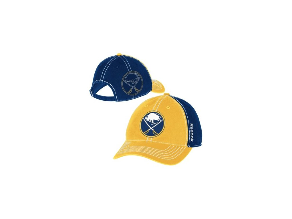 Kšiltovka Buffalo Sabres Face-Off Spin Adjustable