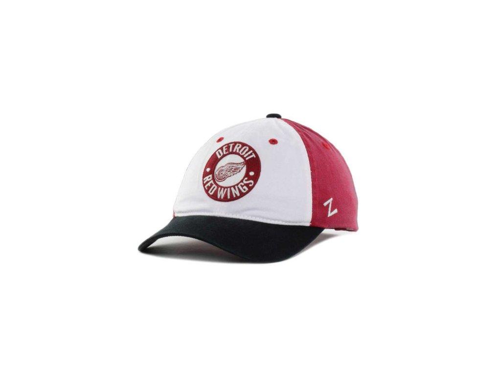 Kšiltovka Detroit Red Wings Circle Trey Cap