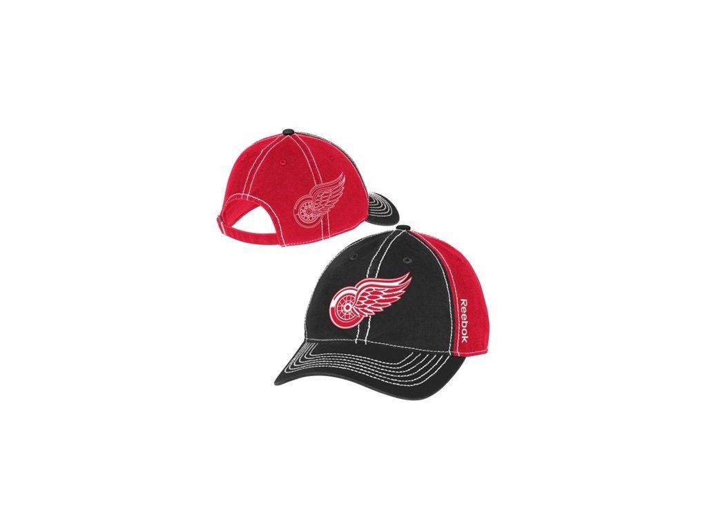 Kšiltovka Detroit Red Wings Face-Off Spin Adjustable