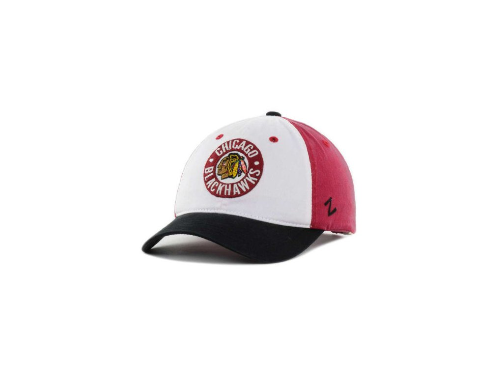 Kšiltovka Chicago Blackhawks Circle Trey Cap