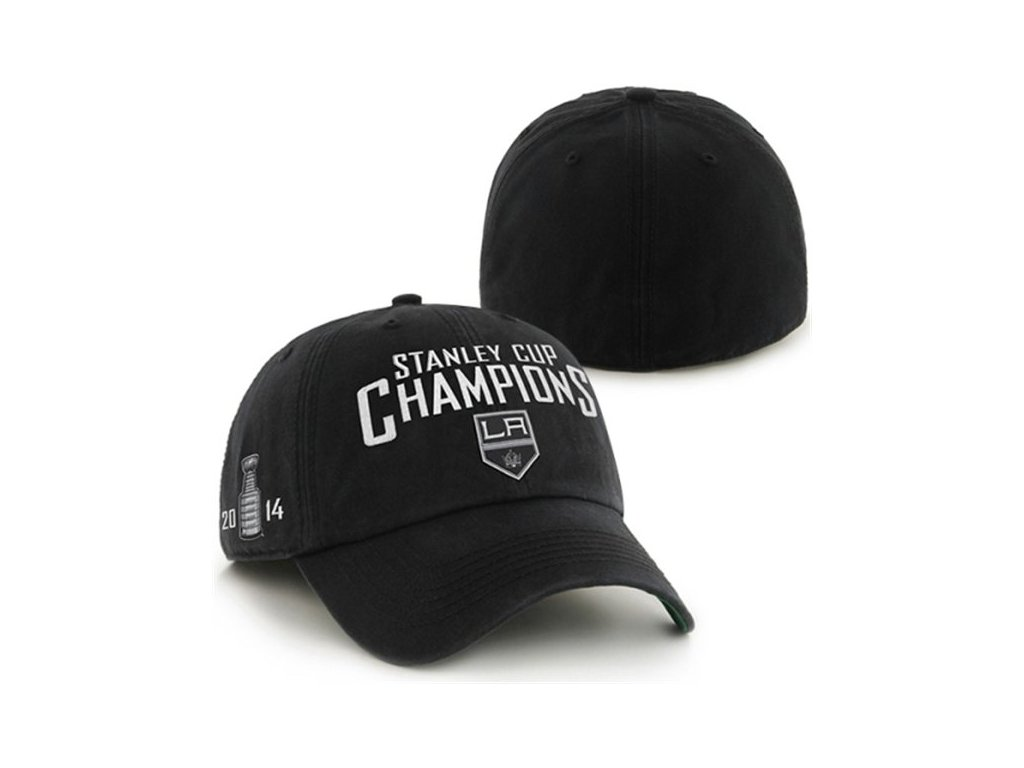 Kšiltovka Los Angeles Kings 2014 Stanley Cup Franchise Fitted
