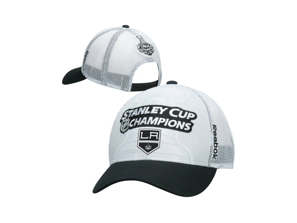 Kšiltovka Los Angeles Kings 2014 Stanley Cup Champions Trucker