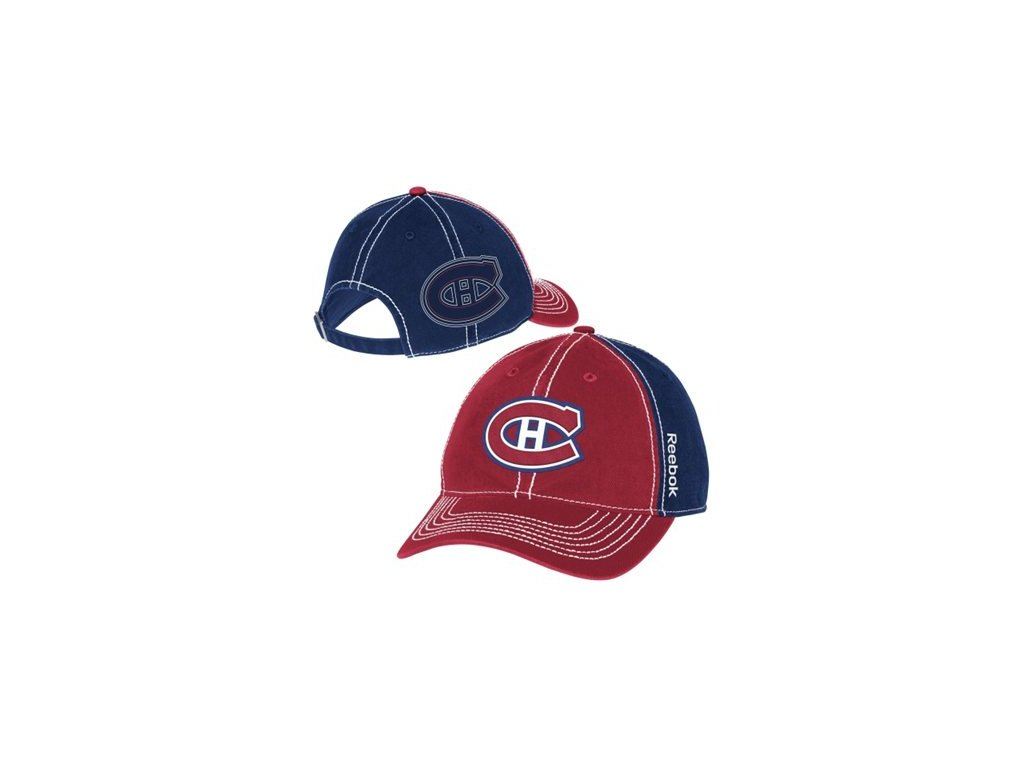 Kšiltovka Montreal Canadiens Face-Off Spin Adjustable