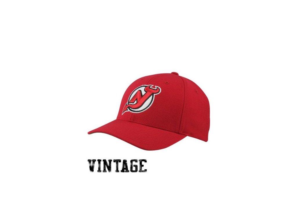 Kšiltovka New Jersey Devils Vintage Low