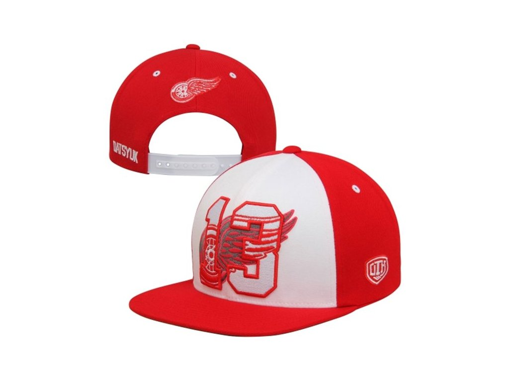 Kšiltovka Pavel Datsyuk Detroit Red Wings Snapback Hot Rod