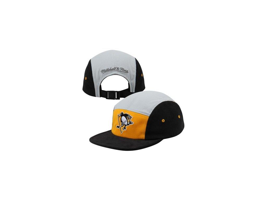 Kšiltovka Pittsburgh Penguins Color-Block Camper