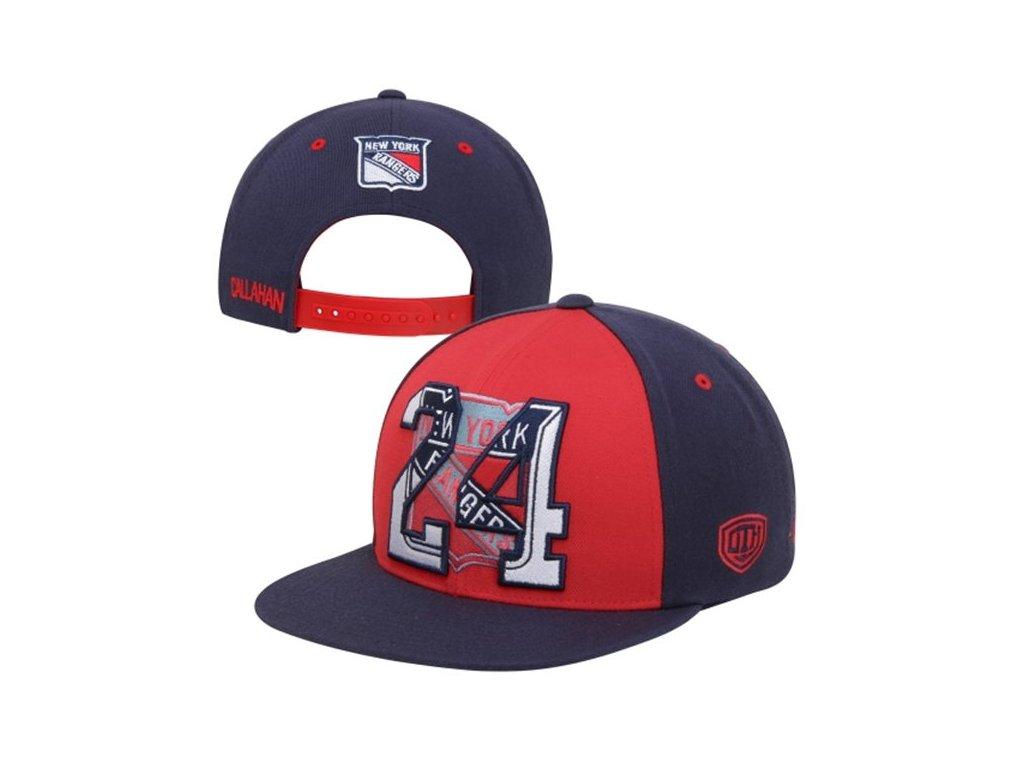 Kšiltovka Ryan Callahan New York Rangers Snapback Hot Rod