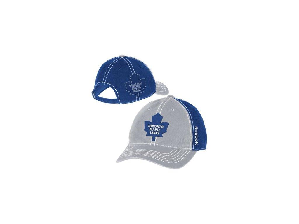 Kšiltovka Toronto Maple Leafs Face-Off Spin Adjustable