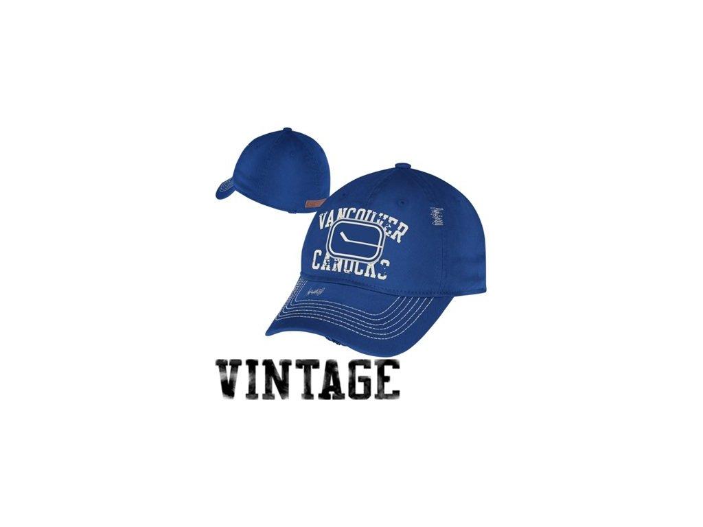 Kšiltovka Vancouver Canucks Slouch Flex Hat