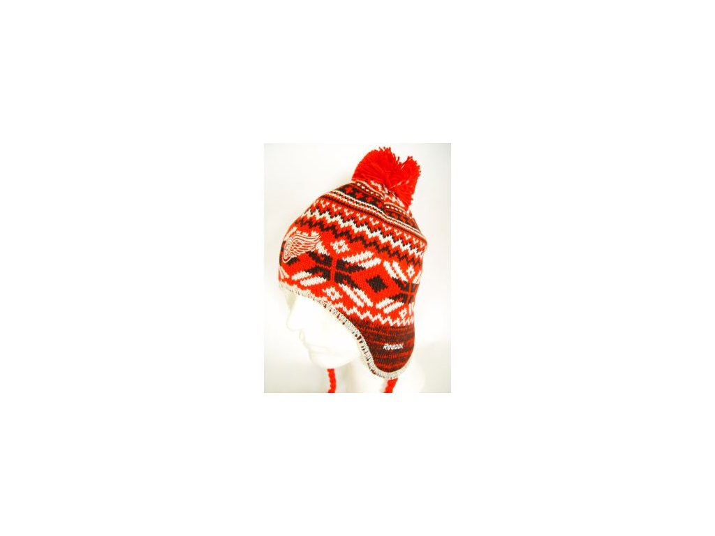 Kulich - Tassle w/pom - Detroit red Wings