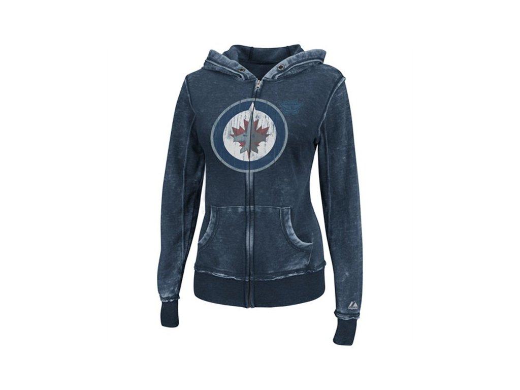 Mikina - Delayed Call - Winnipeg Jets - dámská