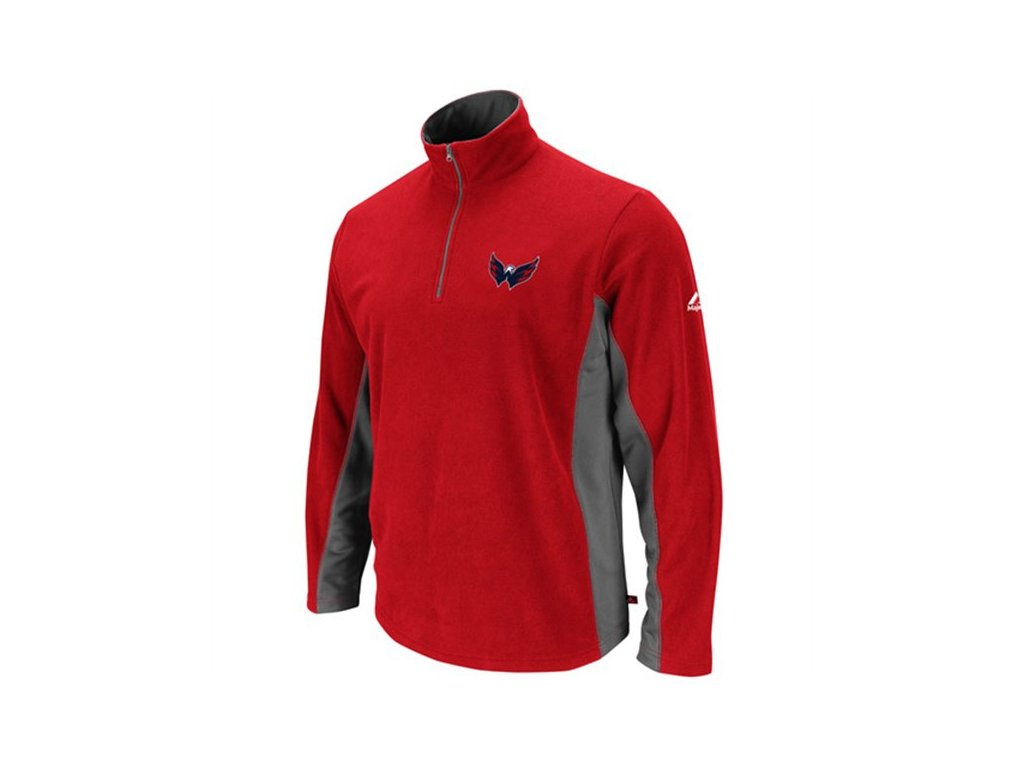 Mikina - Quarter Zip Performance - Washington Capitals