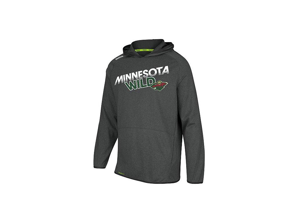 Mikina - Travel and Training Performance - Minnesota Wild