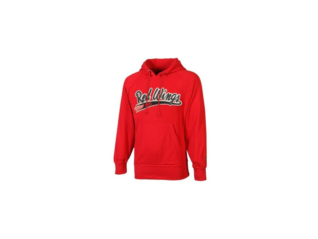 Mikina Detroit Red Wings Pullover Hoodie