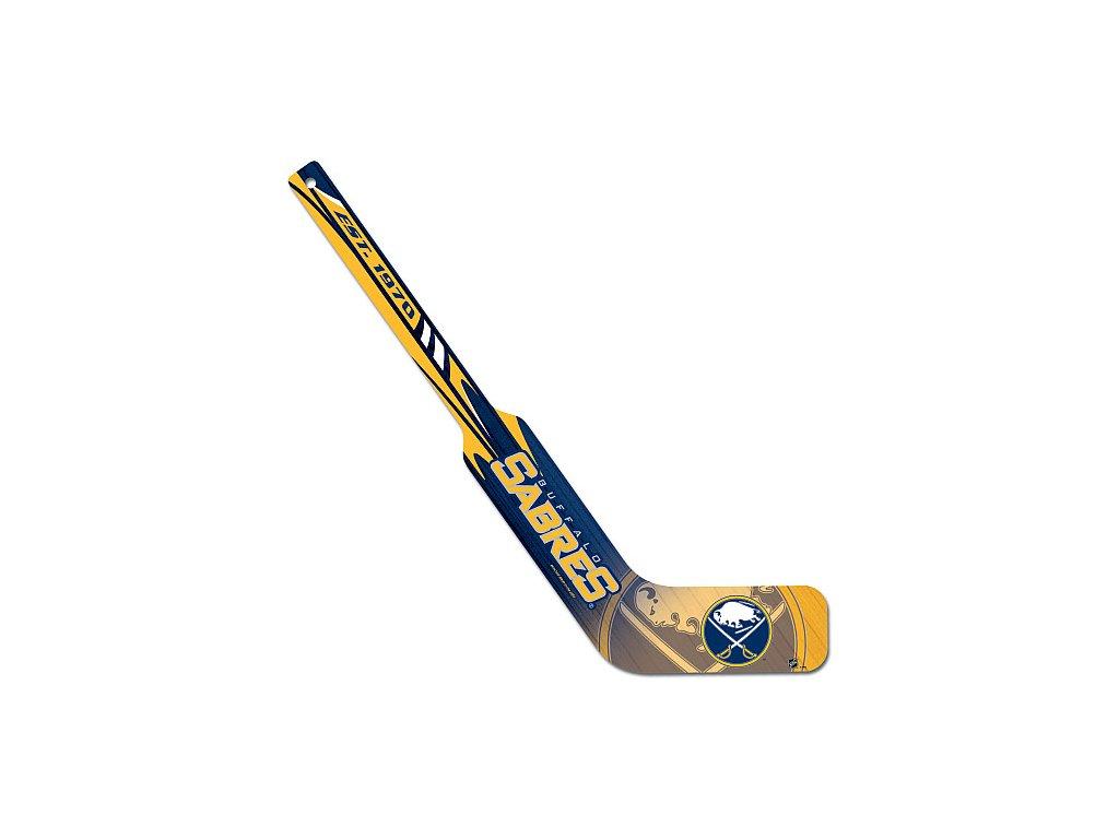 Mini hokejka - Goalie- Buffalo Sabres