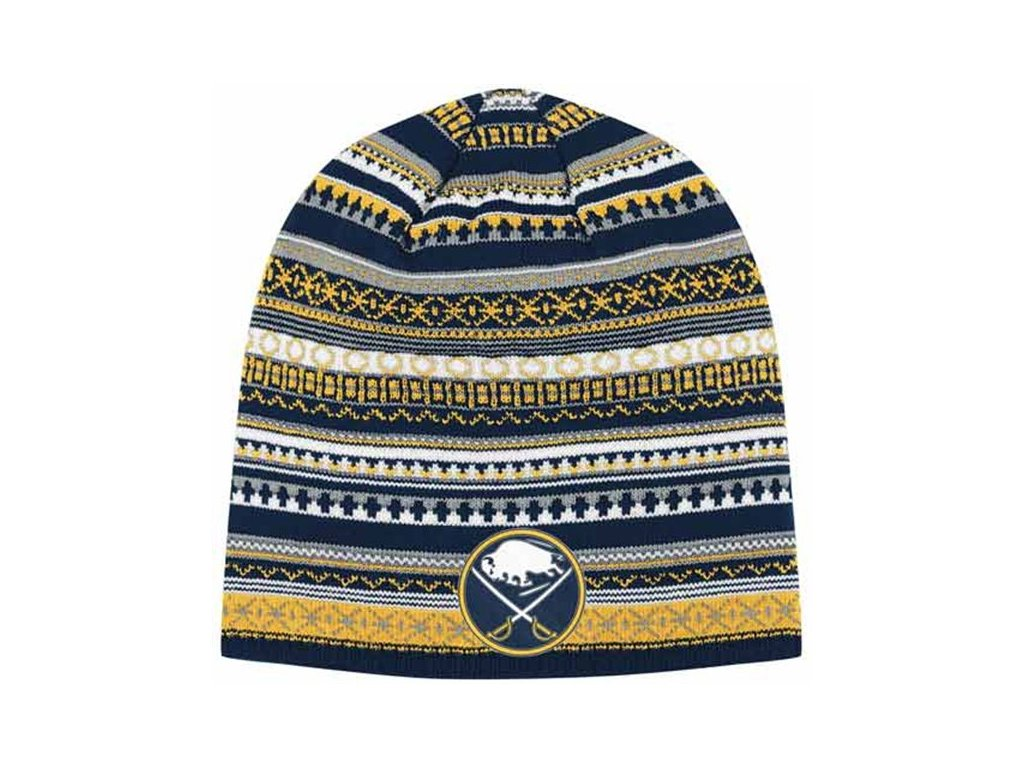 NHL čepice Buffalo Sabres Faceoff Reversible