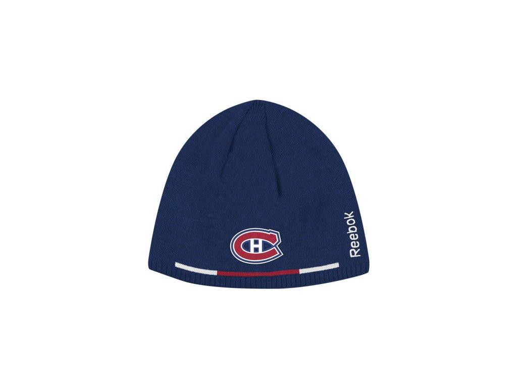 NHL čepice Montreal Canadiens Player Reversible 13/14
