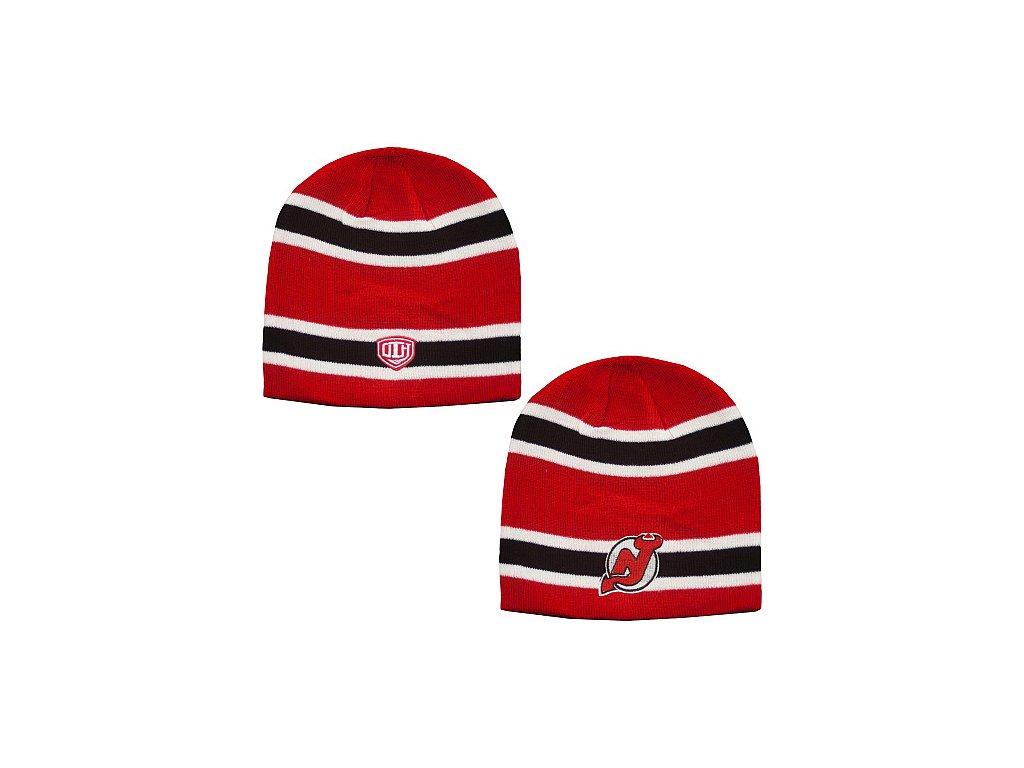 NHL čepice New Jersey Devils Venture