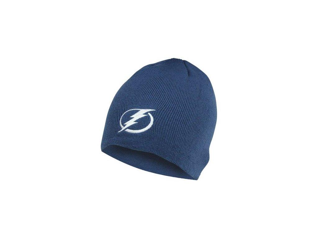 NHL čepice Tampa Bay Lightning Basic Logo Scully