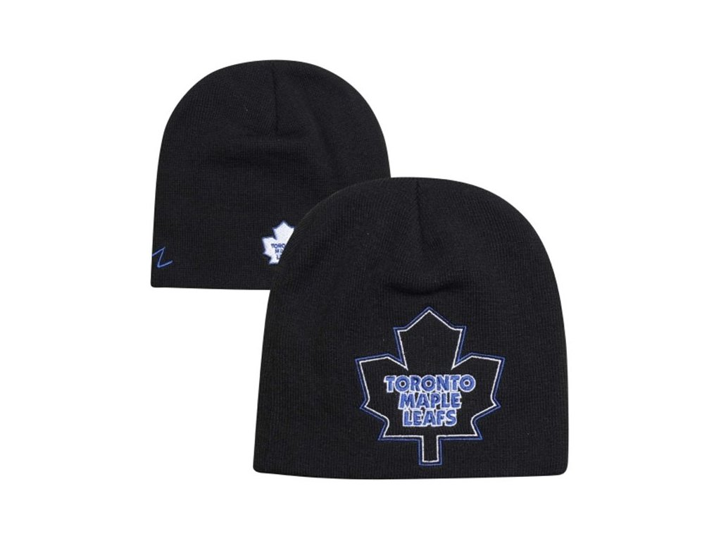 NHL čepice Toronto Maple Leafs X-Ray