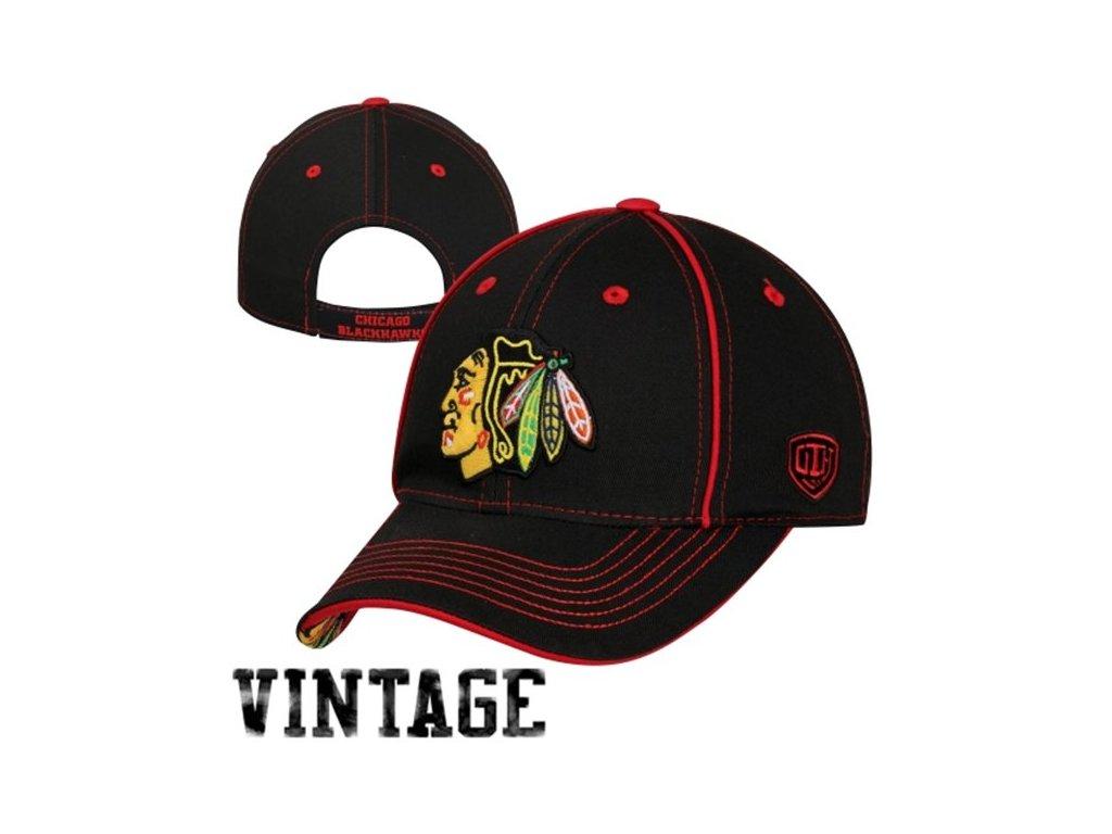 NHL dětská kšiltovka Chicago Blackhawks ASTER