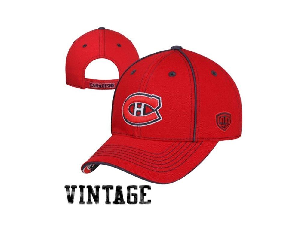 NHL dětská kšiltovka Montreal Canadiens ASTER