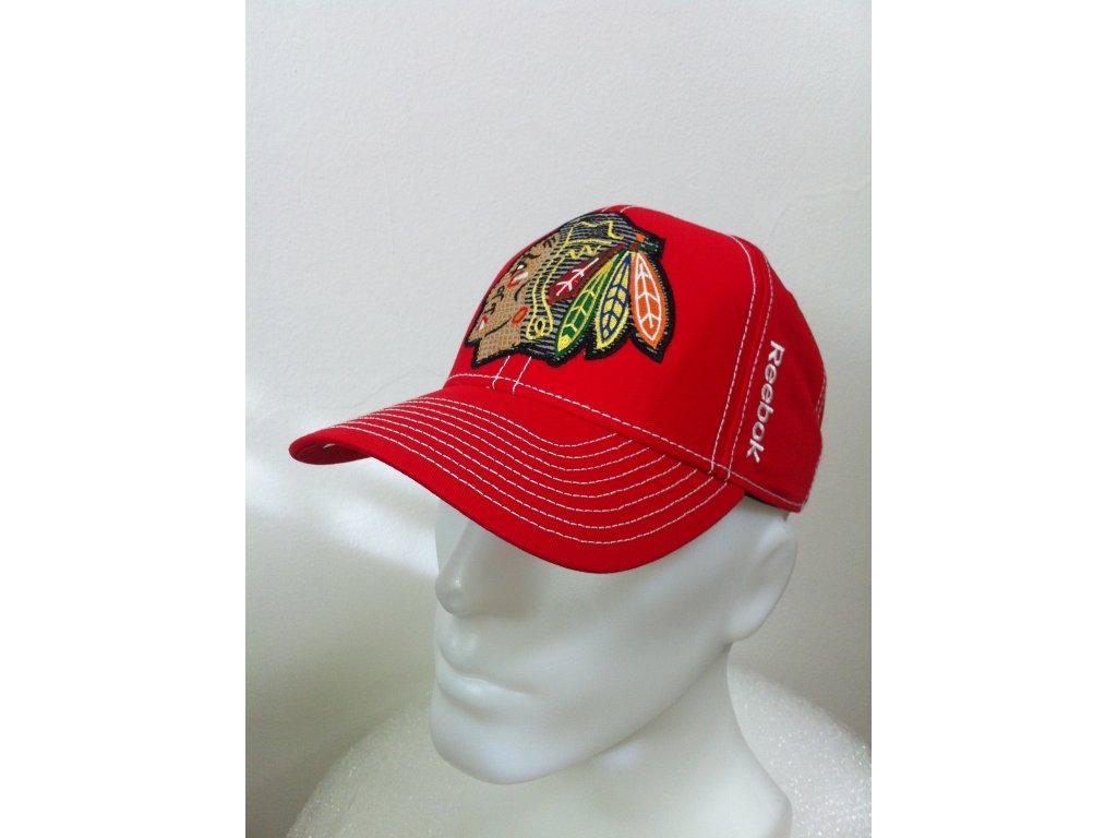 NHL kšiltovka Chicago Blackhawks Center Ice Second Season Adjustable