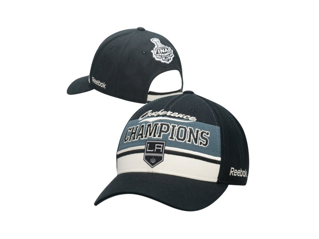 NHL kšiltovka Los Angeles Kings 2014 Western Conference Champions