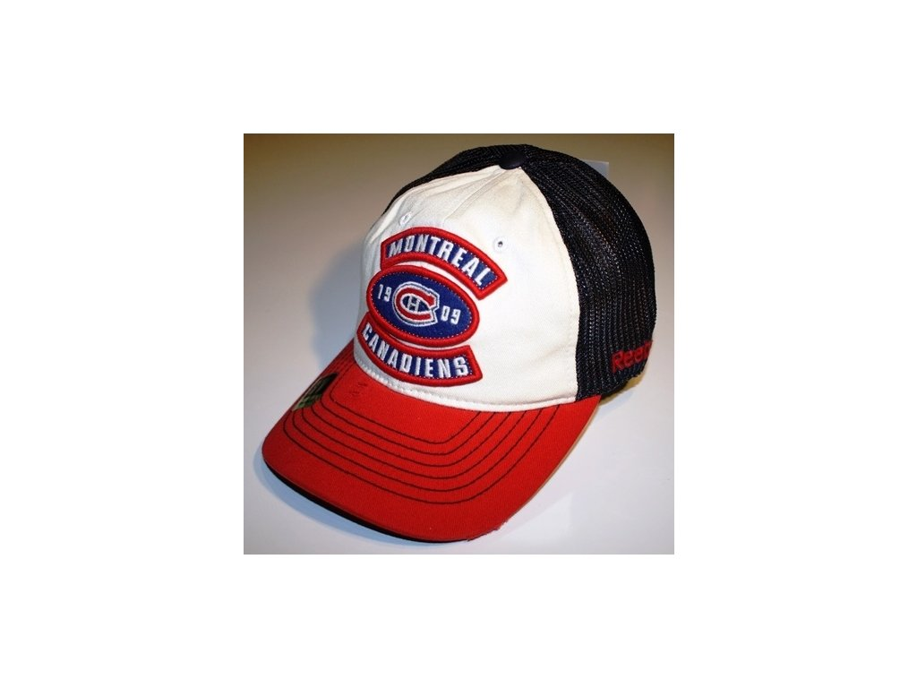 NHL Kšiltovka Montreal Canadiens Classic Slouch Flex