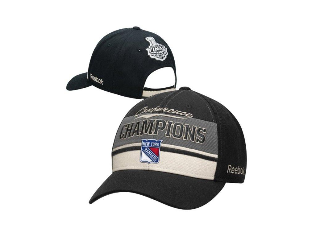 NHL kšiltovka New York Rangers 2014 Eastern Conference Champions
