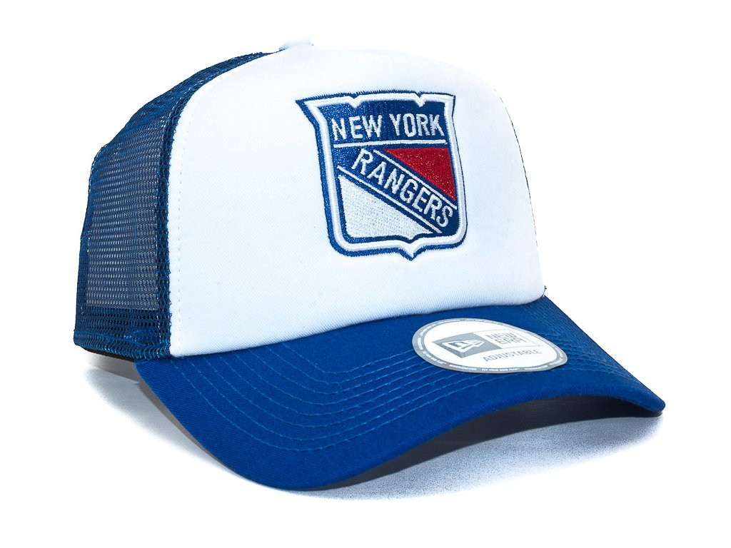 NHL kšiltovka New York Rangers Trucker Hockey