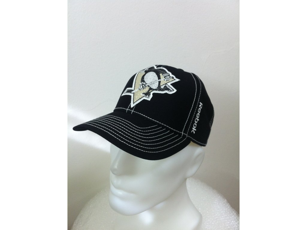 NHL kšiltovka Pittsburgh Penguins Center Ice Second Season Adjustable