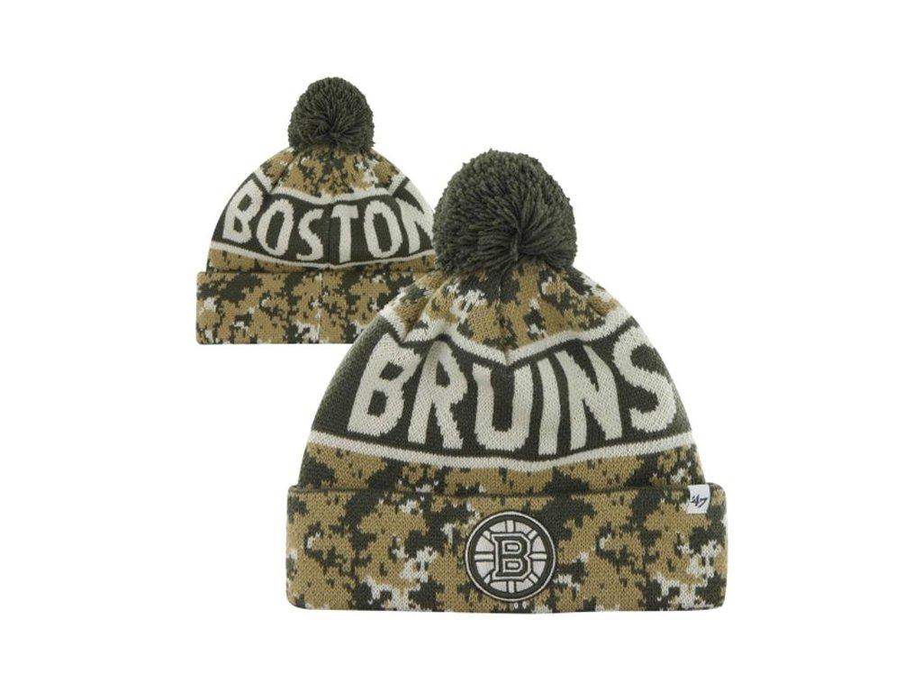 NHL kulich Boston Bruins Digital Camo