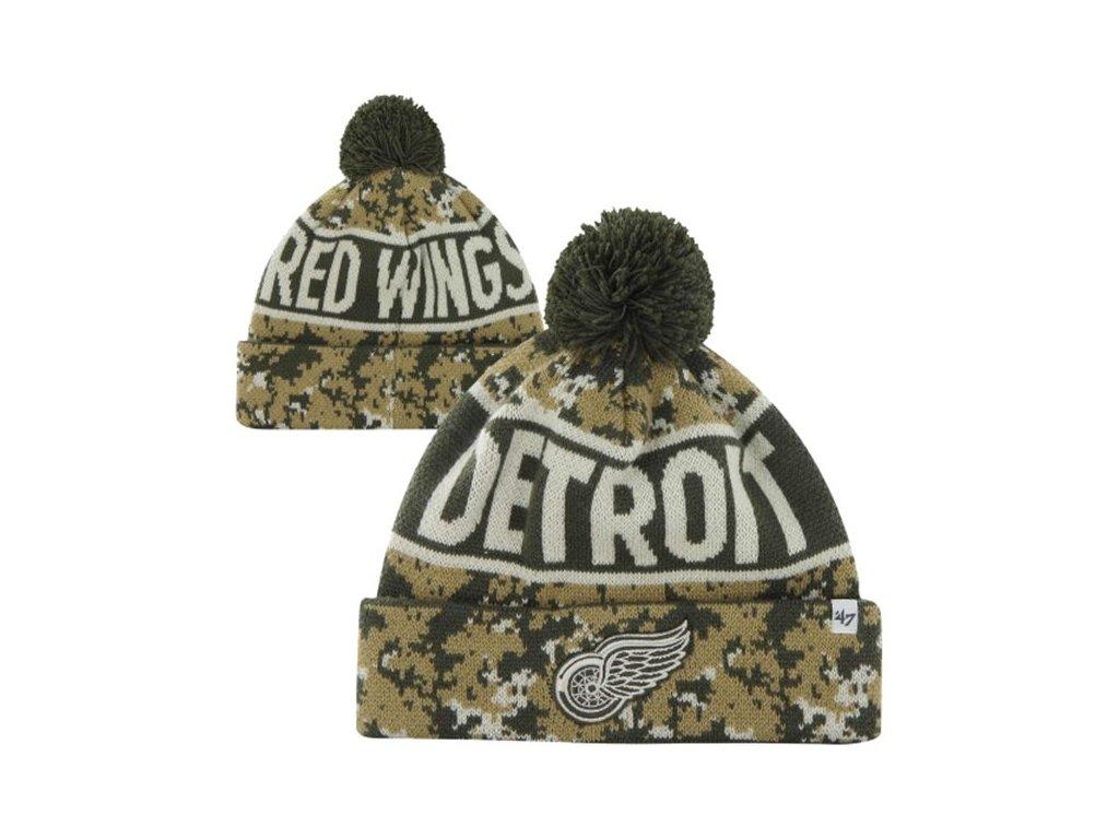 NHL kulich Detroit Red Wings Digital Camo