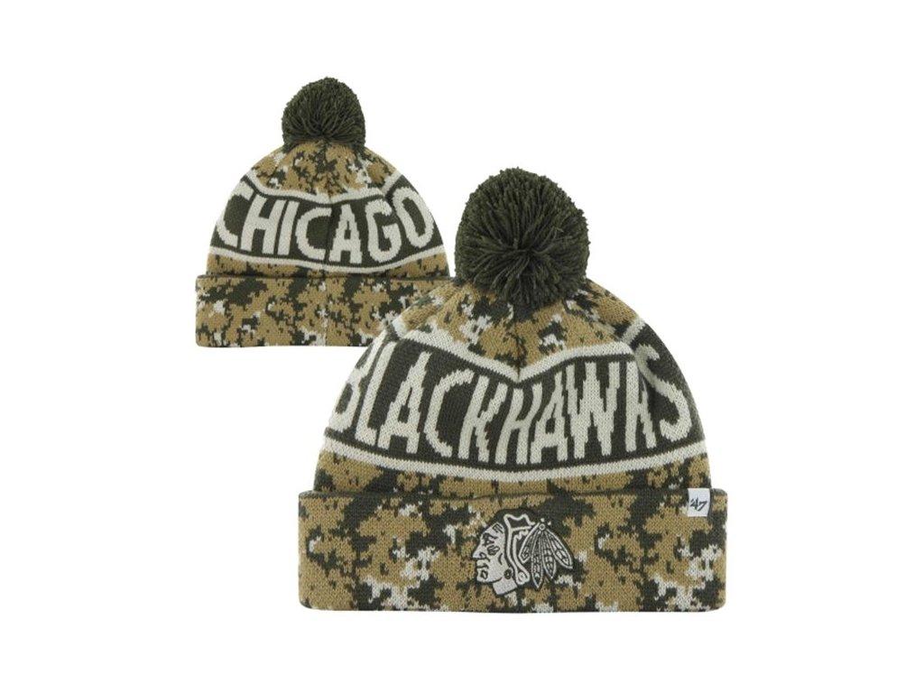 NHL kulich Chicago Blackhawks Digital Camo