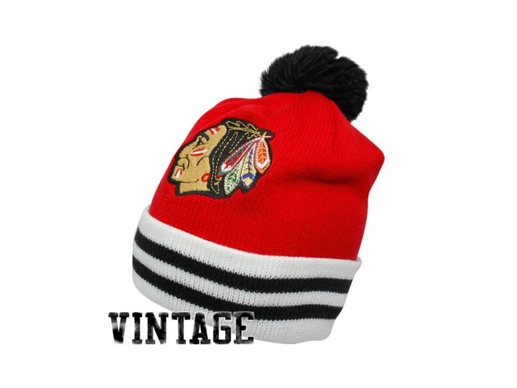 NHL kulich Chicago Blackhawks Vintage Jersey Stripe