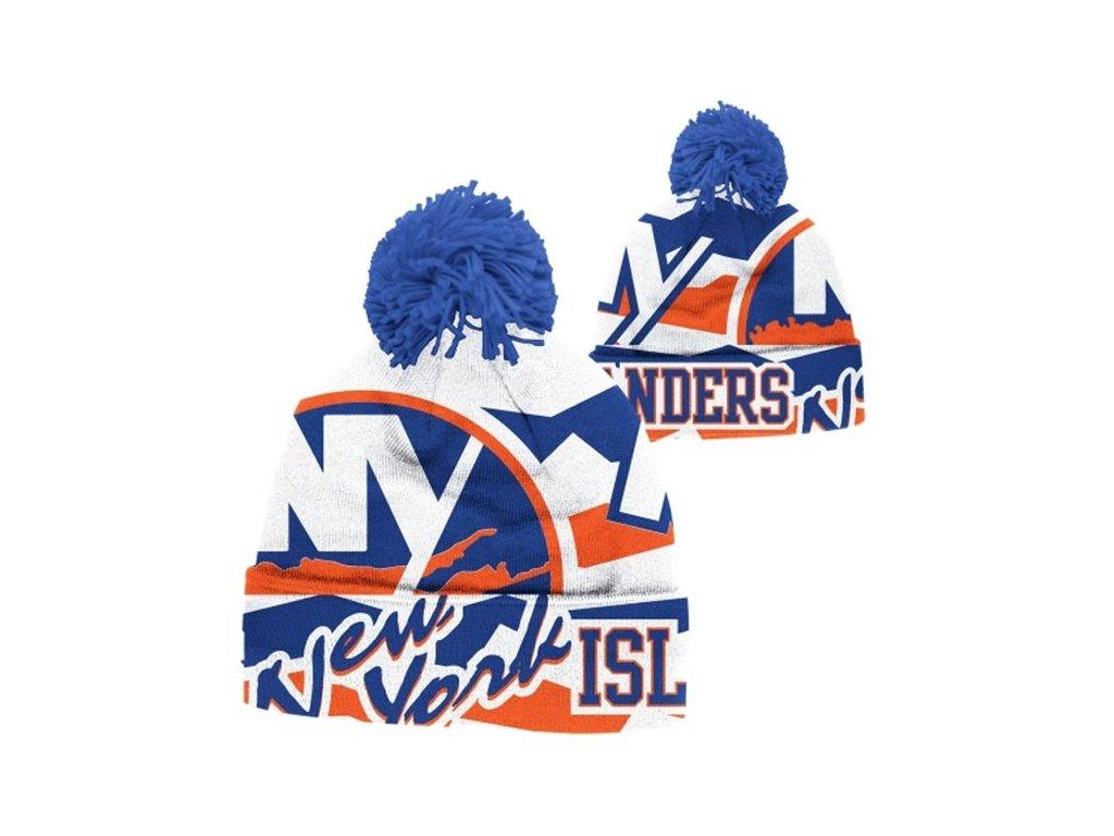 NHL kulich New York Islanders Cuffed Knit White