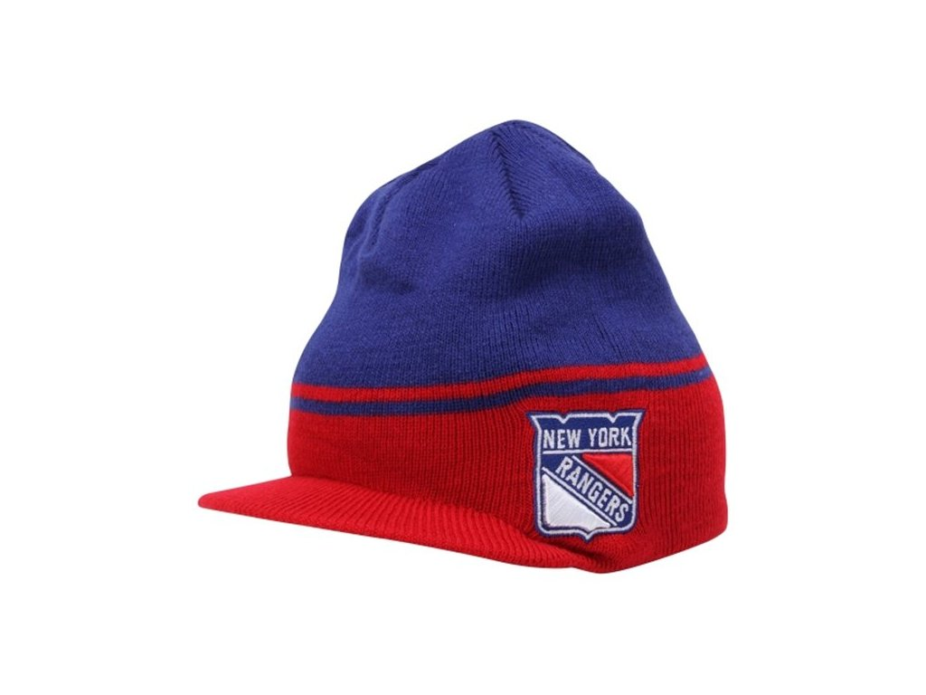 NHL kulich s kšiltem New York Rangers Powerback