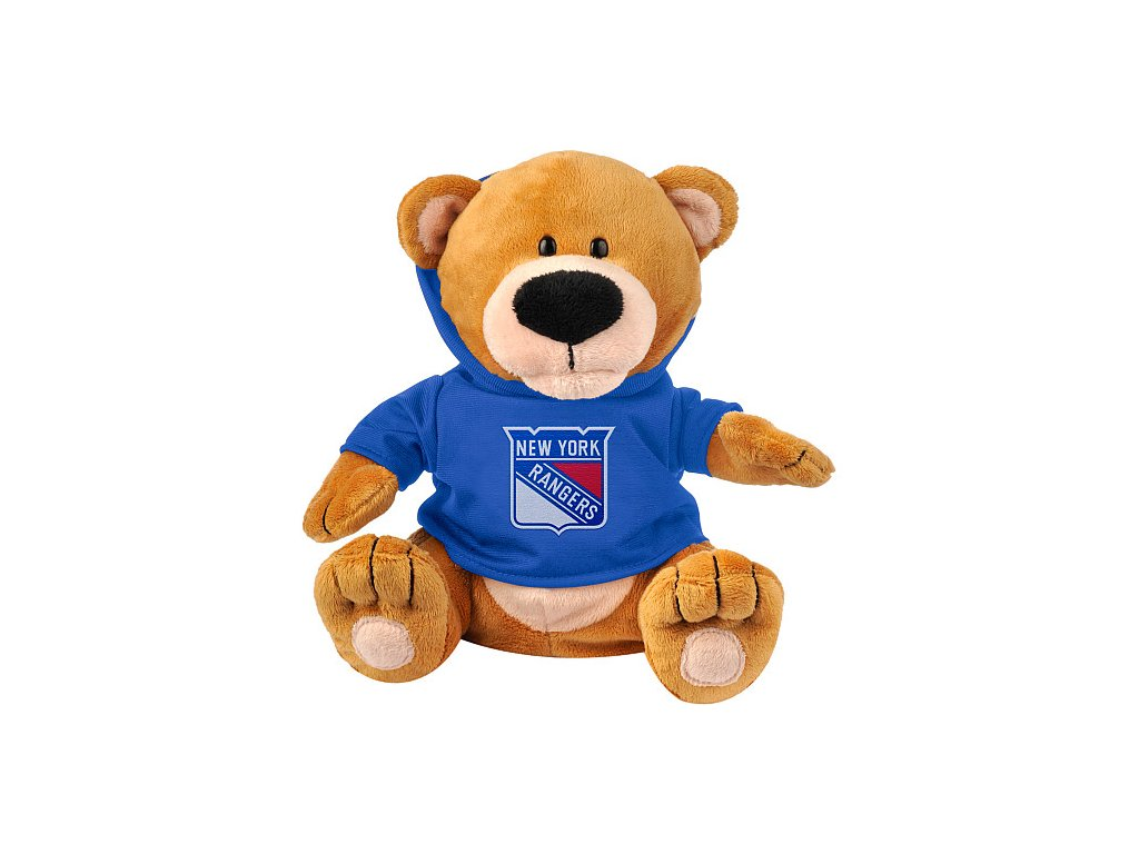 NHL mluvící medvídek New York Rangers - Party Bear