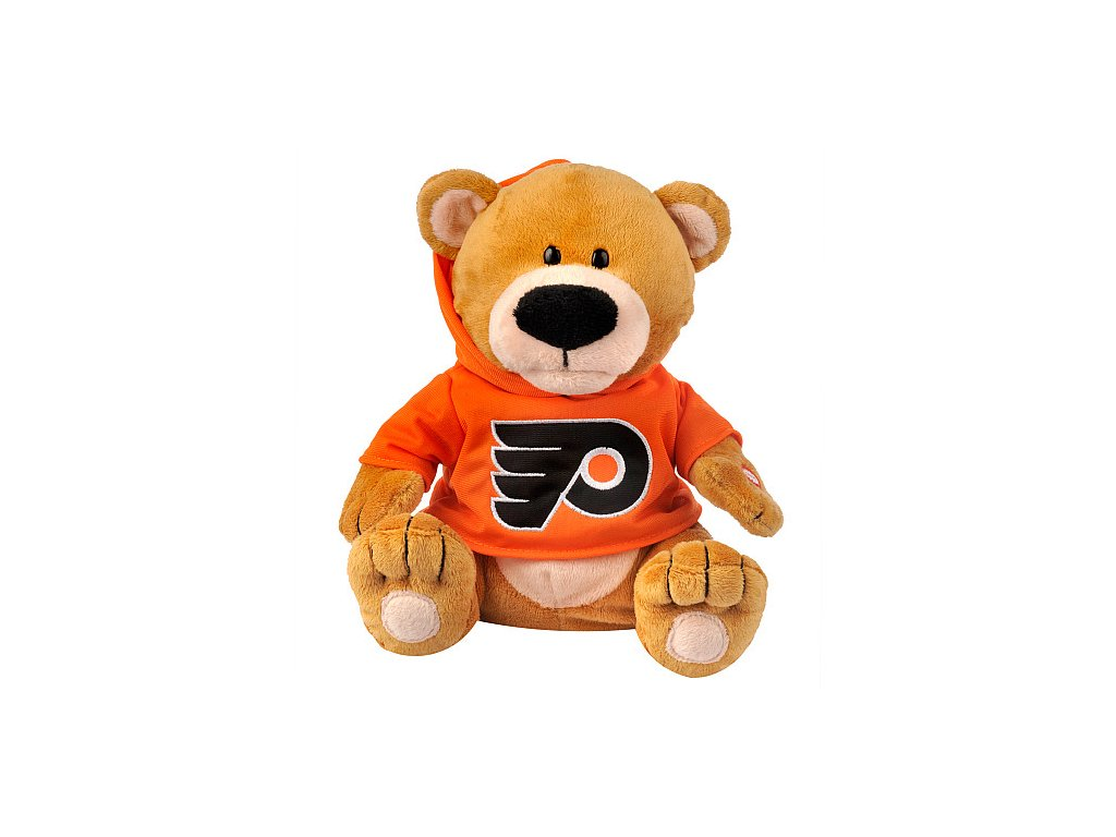 NHL mluvící medvídek Philadelphia Flyers - Party Bear