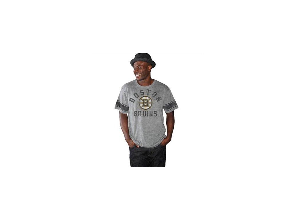 NHL tričko Boston Bruins Bishop Tri-Blend