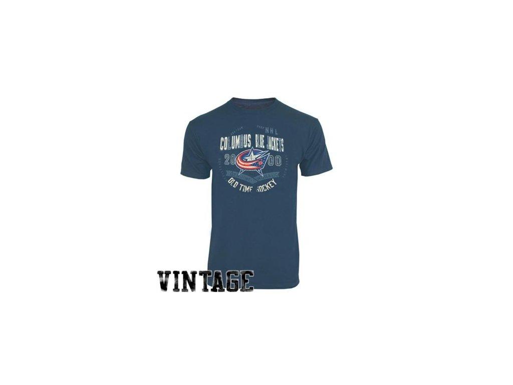 NHL tričko Columbus Blue Jackets Clemens Garment