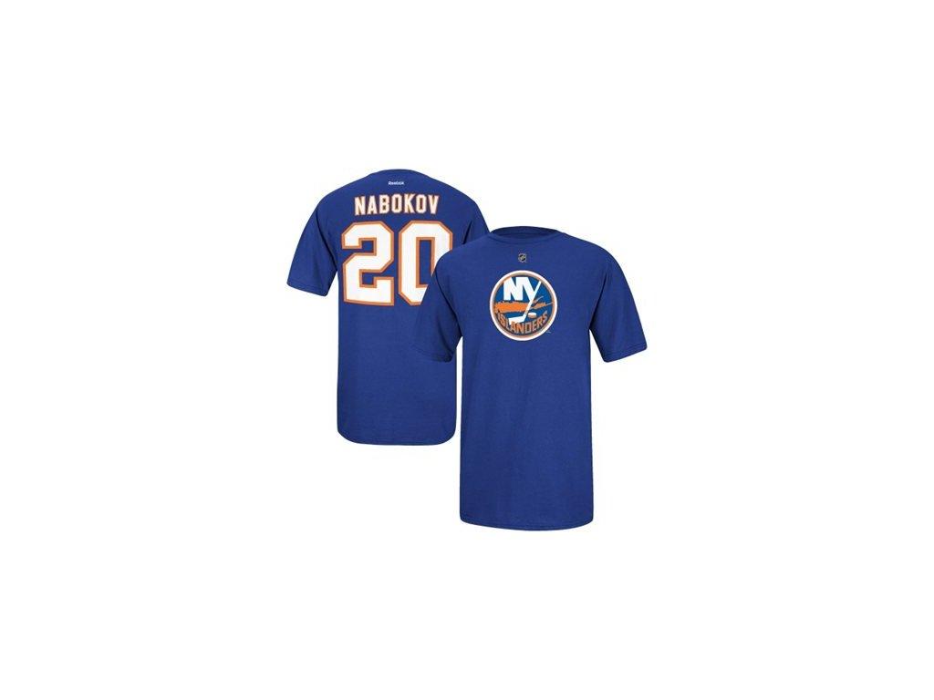 NHL tričko Evgeni Nabokov #20 New York Islanders