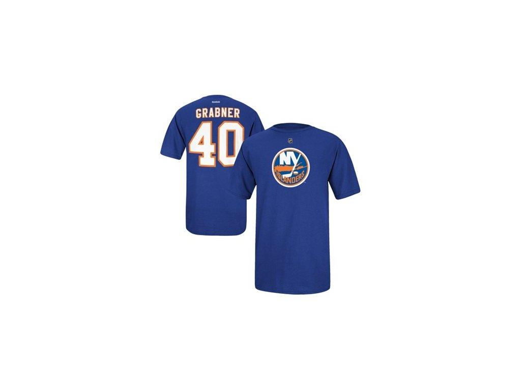 NHL tričko Michael Grabner #40 New York Islanders